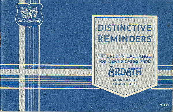 Image of Ardath Reminder Catalog No 391