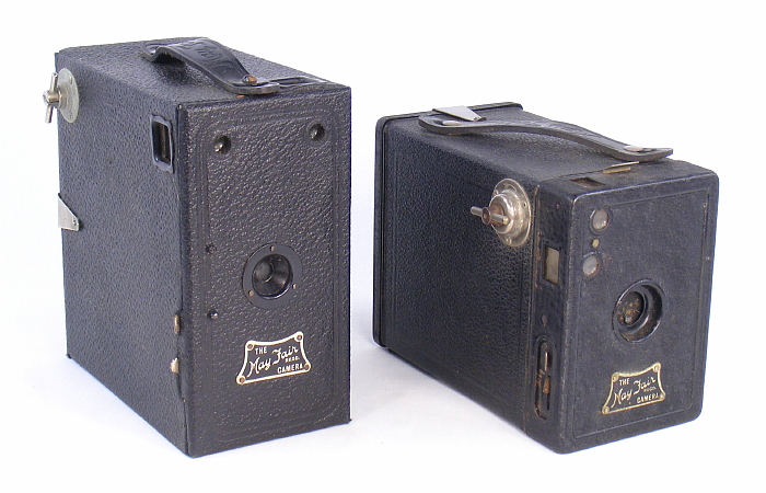 Image of May Fair Box Cameras