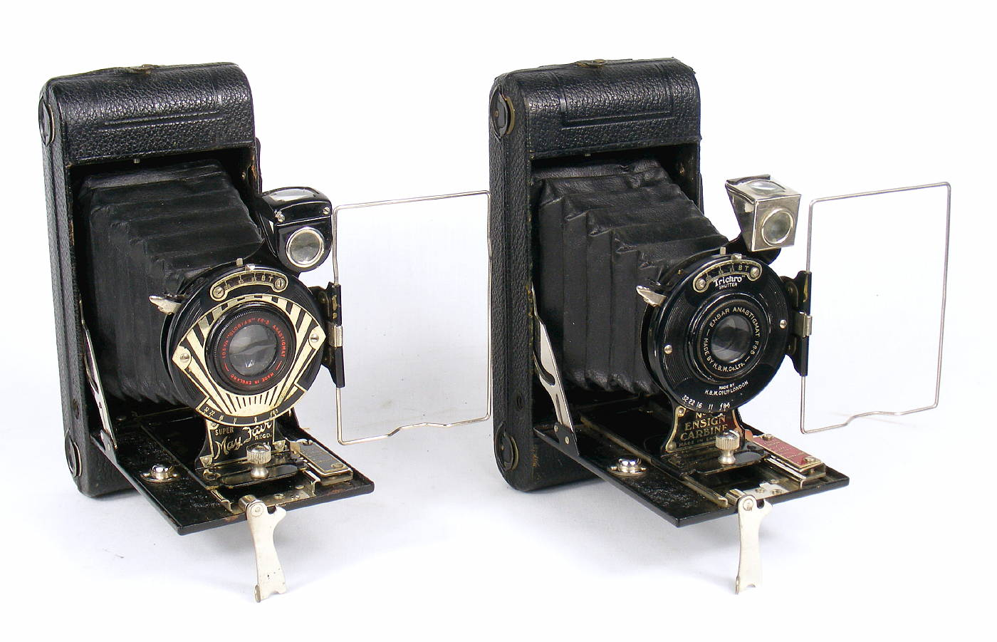Image of May Fair Folding Cameras