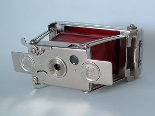 Ensign No 1 Camera (Nickel Plated)